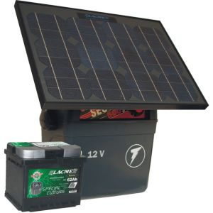 Lacme Electrificateur SECUR SUN 25W
