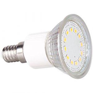 XQ-Lite Ampoule lED e14 blanc chaud 3 w remplace 25 w 230 lm angle d'éclairage 110° blanc froid xQ1411