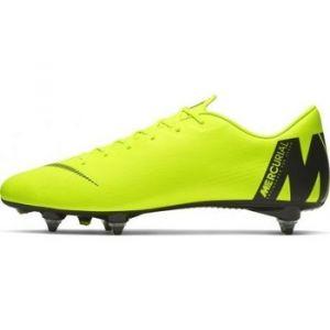 Nike Chaussure de football à crampons pour terrain gras Mercurial Vapor XII Academy SG-PRO - Jaune - Taille 42.5