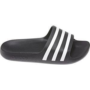 Adidas ADILETTE AQUA K - NOIR - enfant - SANDALES