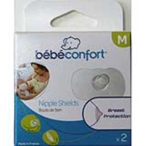 Bébé Confort 32000036 - 2 bouts de sein en silicone Maternity Taille M