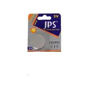 JPS 1 pile CR2450 sous blister
