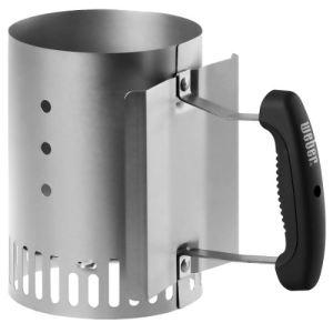 Weber 7447 - Cheminée d'allumage petit modèle pour barbecue Smockey