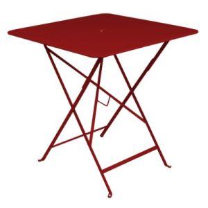 Fermob Bistro - Table de jardin carrée 71 x 71 cm