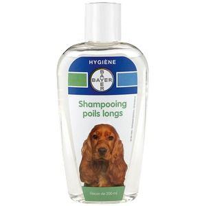 Bayer Hygiène - Shampooing poils longs