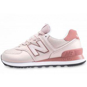 New Balance Wl574kse Rose Femme Baskets/Rétro-Running Femme