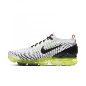 Nike Chaussure Air VaporMax Flyknit 3 pour Homme - Blanc - Taille 47