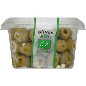 L'Atelier Blini Olives bio ail et origan