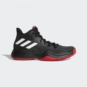 Adidas Chaussures enfant Chaussures Basket Enfant Mad Bounce J Noir - Taille 38,36 2/3,37 1/3,38 2/3