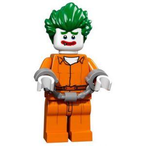 Lego Mini figurine The Batman Movie : Arkham Asylum Joker (Serie 17)