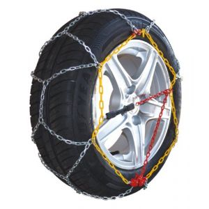 Maggi Chaines neige voiture Prime 9mm 185/80R16 - 195/55R20 - 195/75R16 - 195/80R15 - 205/45R18 - 205/55R17 - 205/65R16 - 205/70R15 - 205/70R16 - 205/75R14 - 205/80R14 - 205/80R15 - 215/45R18 - 215/50R17 - 215/65R15 - 215/70R14 - 215/80R14 - 220/55R390 -