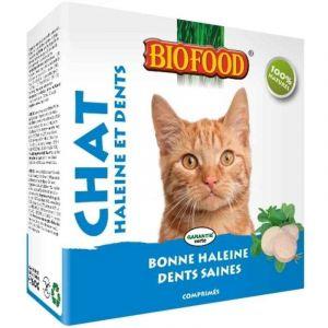 Biofood Comprimés soins dentaires (100 pièces) pour chat
