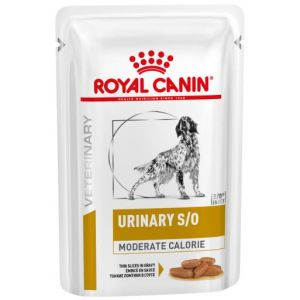 Royal Canin Veterinary Dog Urinary S/O Moderate Calorie 12 x 100 g
