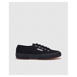 Superga Chaussures en toile en coton Noir - Taille 41