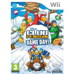Club Penguin Game Day ! [Wii]