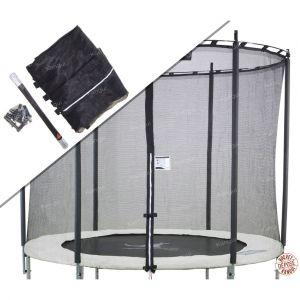 Kangui Filet de sécurité universel trampoline Ø 366cm