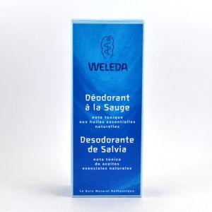 Weleda Déodorant à la sauge