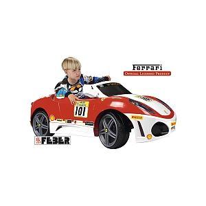 Feber Ferrari F430 Challenge sons et lumières