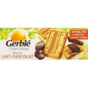 Gerblé Biscuits au lait et chocolat 230 g