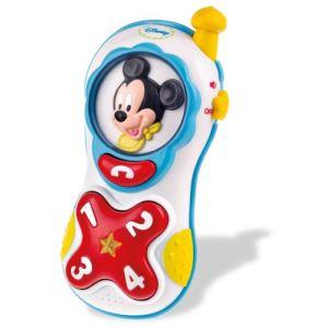 Clementoni Téléphone lumières et sons Mickey