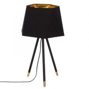 Atmosphera Lampe à poser Dori Noir
