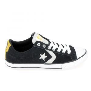 Converse Chaussures Star Player Jr Noir Jaune Noir - Taille 38,38 1/2