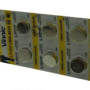 Otech Pack de 10 piles Vinnic pour VINNIC L1131F - Garantie 1 an