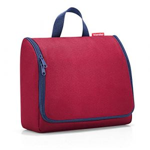 Reisenthel Toiletbag XL Dark Ruby Trousse de Toilette 28 Centimeters 4 Rouge