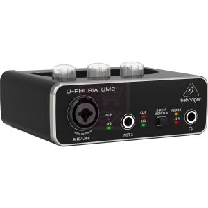 Behringer UM2 - Interface audio externe USB