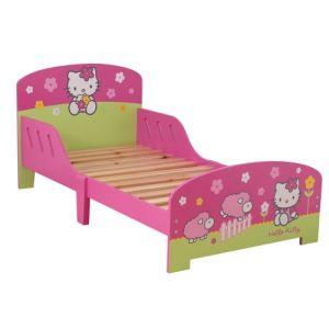 Fun House Lit pour enfants Hello Kitty (70 x 140 cm)