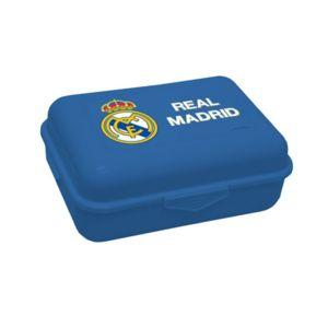 Real Madrid Boite à goûter bleue