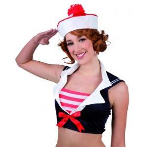 Chapeau marin femme - Comparer 87 offres 97f993b81fe7