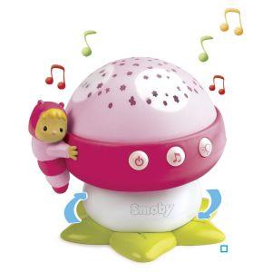 Smoby Cotoons Veilleuse champignon musical
