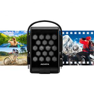 Adata AHD720-2TU3-C - Disque dur externe HD720 2 To USB 3.0 (Waterproof/Dustproof/Shockproof)