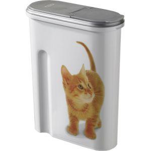 Curver Container à croquettes chat - verseuse de 4,5 litres