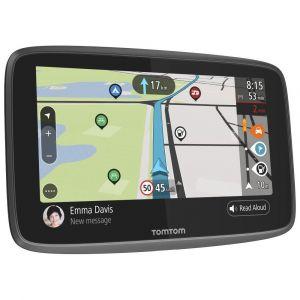 TomTom GO Camper Monde - GPS camping-car 6 pouces