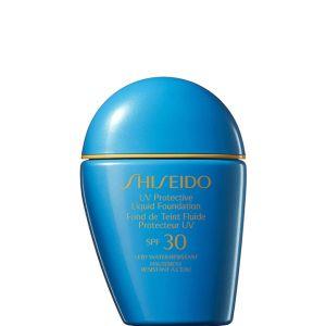Shiseido Beige Medium - Fond de teint fluide protecteur UV SPF 30
