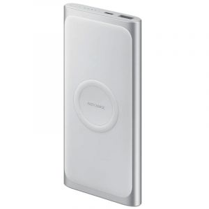 Samsung Wireless Battery Pack Argent