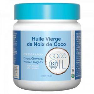 BT Cosmetics Huile Vierge de Noix de Coco, 118ml
