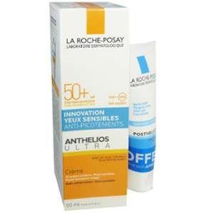 La Roche-Posay Coffret Anthelios XL SPF50+ Crème Ultra + Posthelios