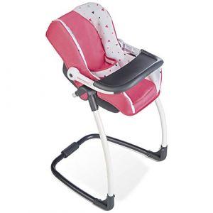 Smoby Bébé confort - Siège + chaise haute