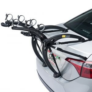 Saris Bones 3 Bike Car Boot Rack - Black