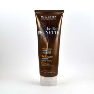 John Frieda Brillante brunette après-shampooing nutrition active chocolat a expresso