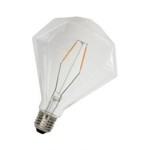 Bailey diamondlamp LED filament clair 2W (remplace 25W) E27
