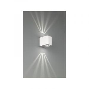 Trio Applique extérieure bidirectionnelle Bogota Blanc Aluminium R28200601
