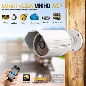 Aquila vizion SmartVizion AV-IPE08HD - Caméra IP externe