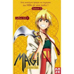 Magi - The Kingdom of Magic - Saison 2 - Box 1/2