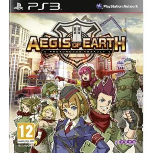 Aegis Of Earth [PS3]