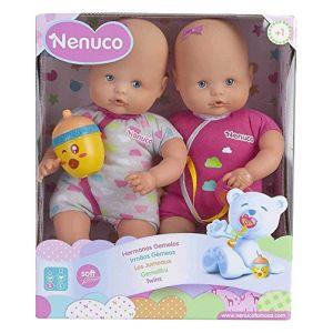 Famosa Nenuco Les jumeaux soft 35 cm