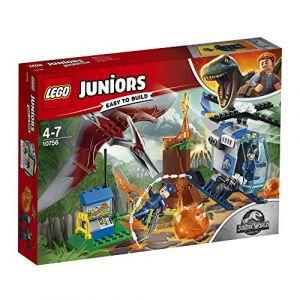 Lego Juniors Jurassic World 10756 - La Fuite du Ptéranodon